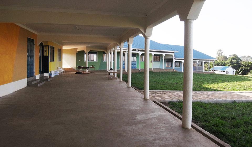 Finalise the building of kids pioneer school