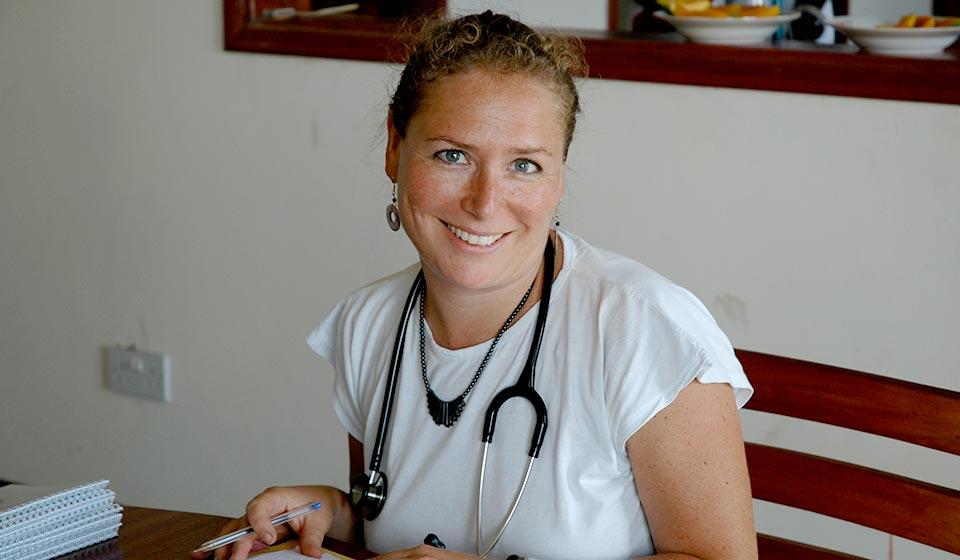 Dr. med. Danielle Gyurech