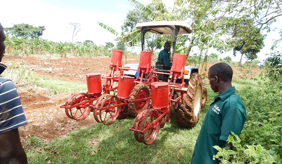 Our Tractor