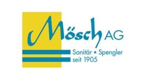 Logo von Mösch AG, Sanitär / Spengler