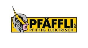Logo von Pfäffli Elektro