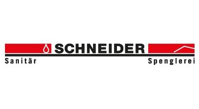 Logo von Schneider Sanitär + Spenglerei AG