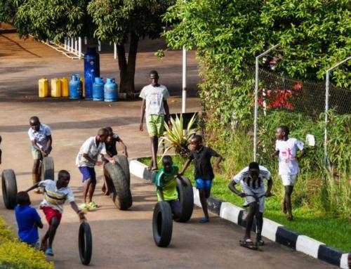 Impressionen aus dem Dorf 2018