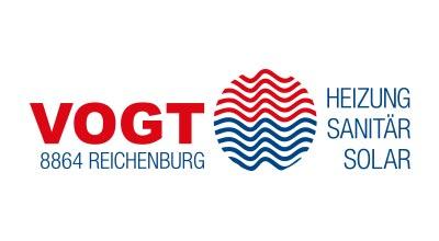 Logo von VOGT Heizung Sanitär AG